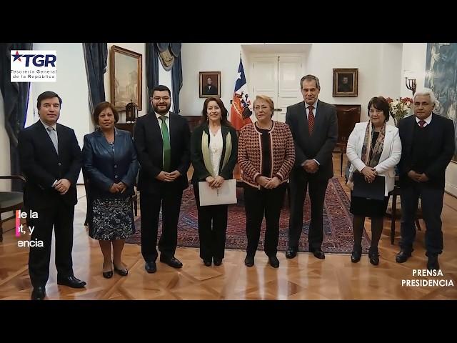 TGR recibe Premio Excelencia Institucional 2017