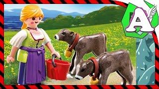 Playmobil 4778. Набор с животными. Детские игры. Видео для девочек. Для детей. Детские товары.