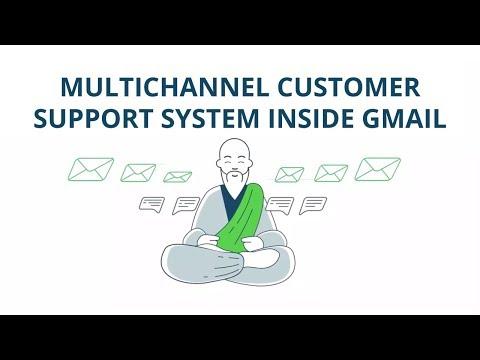 Deskun is a multichannel customer support system inside Gmail.