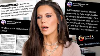 Tati is SUING a DRAMA CHANNEL... let's talk about it.
