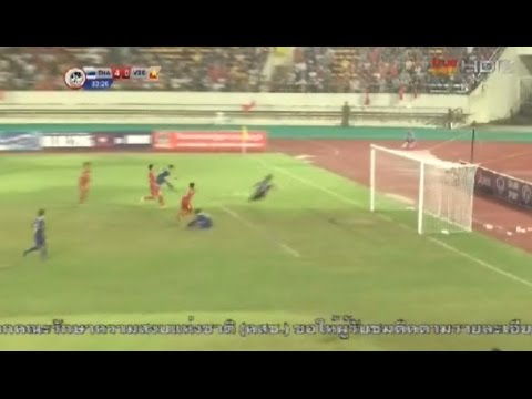 ไฮไลท์ประตูทีมชาติไทย 6-0 เวียดนาม รอบชิงชนะเลิศศึกฟุตบอล AFF U-19
