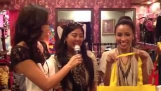 VIDEO: @ValerieJosephHI Special Tweet Winner! #TFFE12 Thumbnail