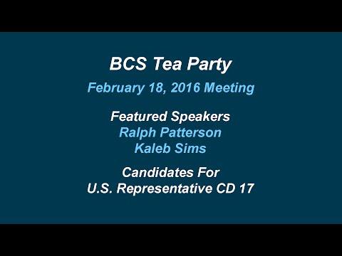 2016 02 18 BCSTP meeting