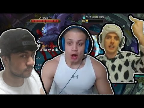 Imaqtpie after he saw Nightblue3 Tweet | Dekar Tries to Get Tyler1 Banned | Voyboy | LoL Moments from YouTube · Duration:  10 minutes 27 seconds