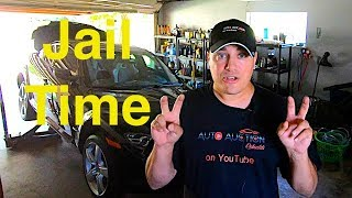 I Could be Arrested for Selling Cars - ALL VLOGGERS BEWARE!!