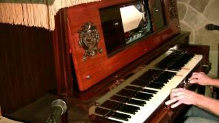Ampico Lexington - 88n - Moonlight Mood - Milne