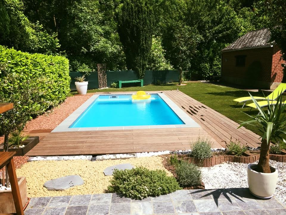 Construction d 39 une piscine enterr e youtube - Combien coute une piscine enterree ...