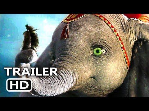 DUMBO Trailer # 3 (NEW 2019) Disney, Tim Burton Movie HD