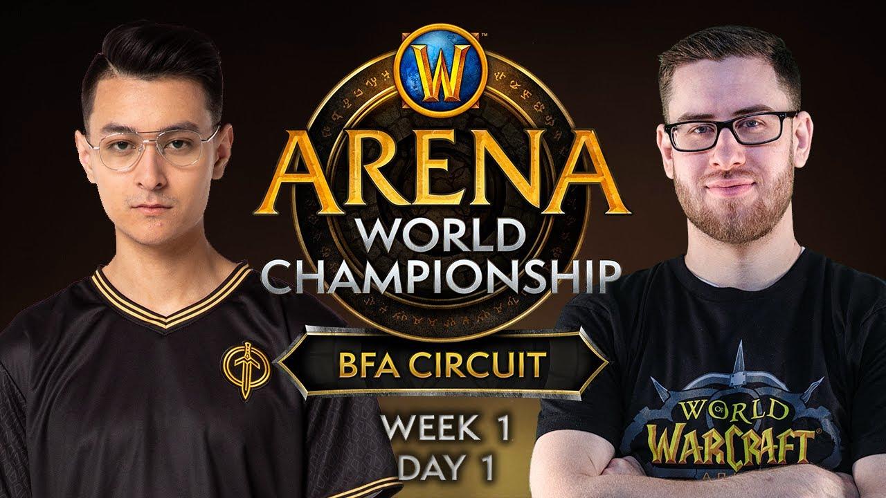 AWC BFA Circuit | Week 1 - Day 1 | Full VOD thumbnail