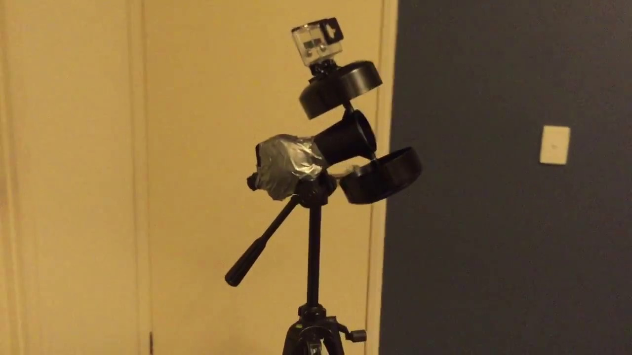 Build Yourself A Working Equatorial Mount For Under 50 Youtube