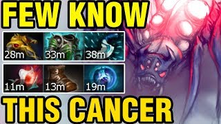 FEW KNOW THIS CANCER - 33 Plays Broodmother - Dota 2