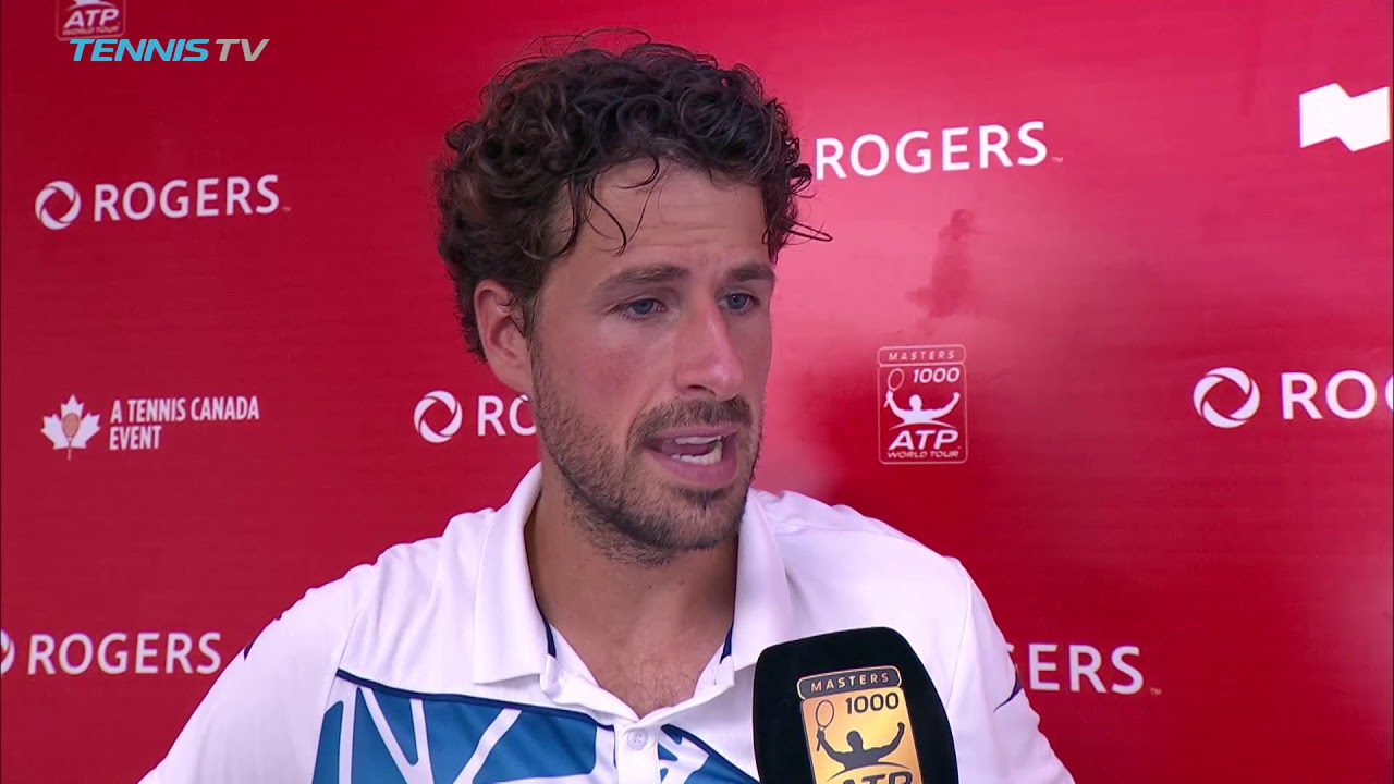 Haase Says 'Conditions Were Very Tough' Against Shapovalov In Toronto 2018