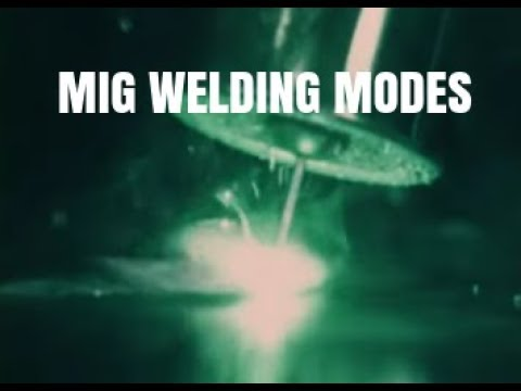 Short Circuiting Metal Transfer Mode -A  Gas Metal Arc Welding Method