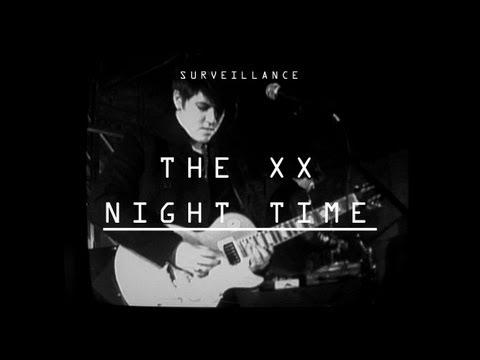 The xx  Night Time  Surveillance  PitchforkTV