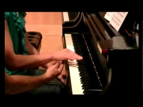 Mozart Turkish March: A lesson from the 2012 Utah Alan Fraser Piano Institute