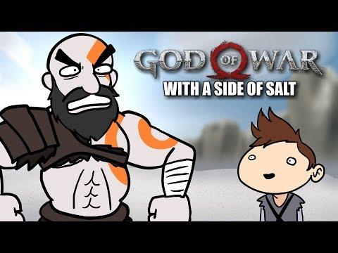 God of War with a side of salt