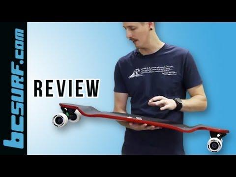 Landyachtz Switch Longboard Review - BCSurf.com