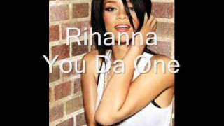Rihanna - You Da One (2011 NEW SONG) + Download