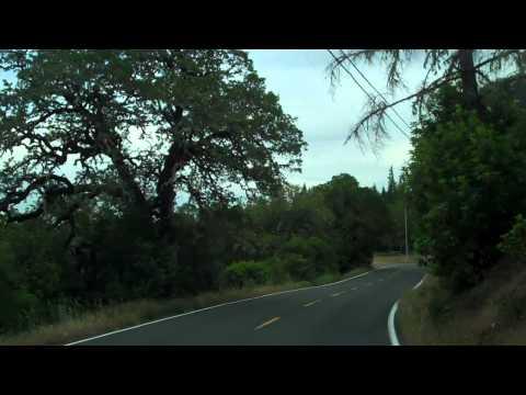 Orr Springs Road Mendocino County Hot Springs 1