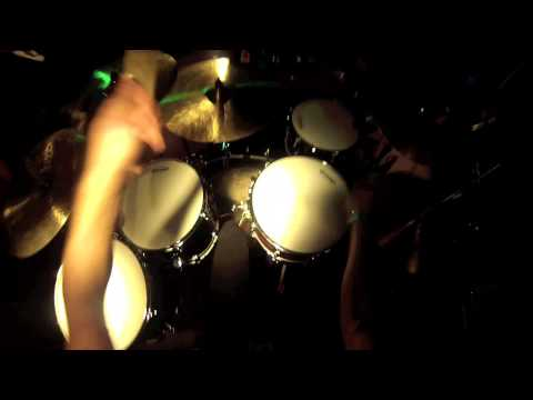 Glass Empire GoPro drums (head cam)