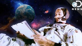 Who Is NASA's 'Forgotten Astronaut'?
