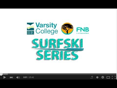Varsity College FNB Surfski Series 2015 - Supersport TV Show - Race 1 to 5