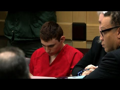 Accused Florida shooter appears in court
