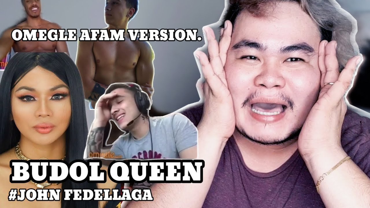 REACTION VIDEO OF JOHN FEDELLAGA QUEEN OF OMEGLE AFAM VERSION | BAHRAIN GOODVIBES