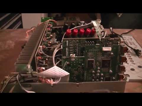 pioneer-vsx-820-k-stereo-receiver-diagnosis-&-repair---kitchen-table-electronics-repair