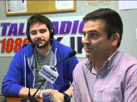 FOX 56 - Behind The Scenes at Kentucky Sports Radio KSR