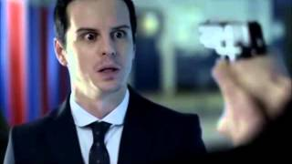 100 Seconds of Moriarty