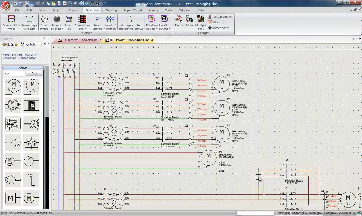 maxresdefault introduction to solidworks electrical youtube wiring diagram in solidworks at bakdesigns.co