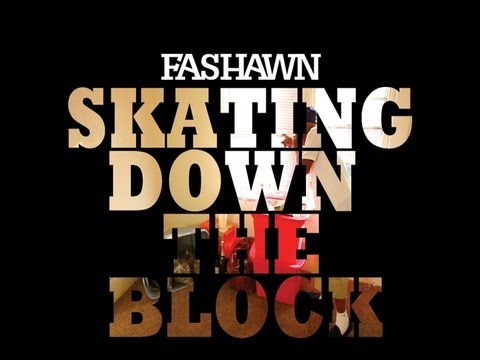 Fashawn - Skating Down The Block (Official HD Video)
