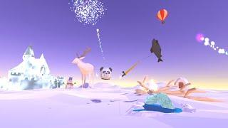 지역축제 버전 메타버스 VR 오큘러스퀘스트 만들어봤습니…