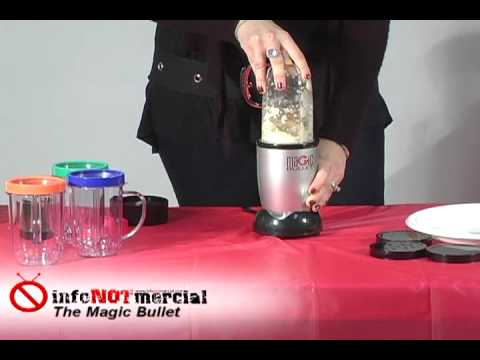 Magic Bullet Review InfoNOTmercial.com Reviews