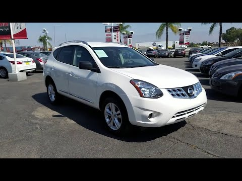 2015 Nissan Rogue Select San Bernardino, Fontana, Riverside, Palm Springs, Inland Empire, CA 36393A