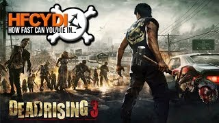 Dead Rising 3: How fast can you die?