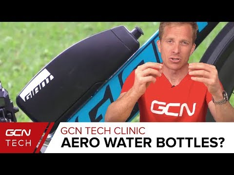 Why Don't Pros Use Aero Bottles? | GCN Tech Clinic