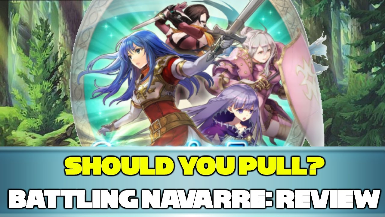 fire emblem heroes navarre how to get