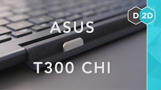 Asus T300 Chi Review - A detachable 2-in-1