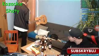 Bystrzak rozwala gitarę o Siwego !!! MEGA AWANTURA !!!