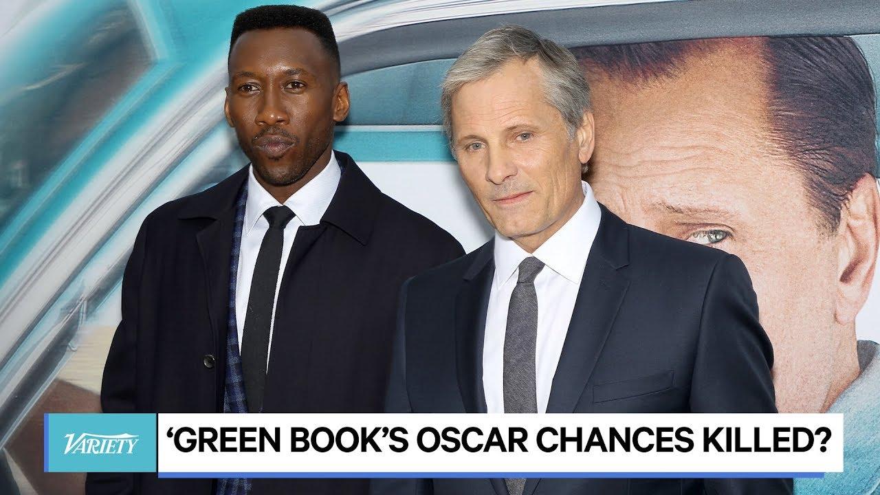 'Green Book's Oscar Chances Killed?