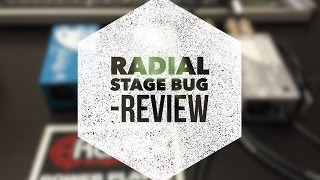 Radial Stage Bug Series Review SB-1 SB-2 SB-5