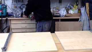 Assembling A European Base Cabinet Part 1 Of 3