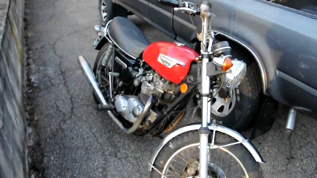 1976 Triumph Bonneville Clutch Diagram Electrical Wiring Diagrams 1969 Engine 76 750 T140v Youtube Noise