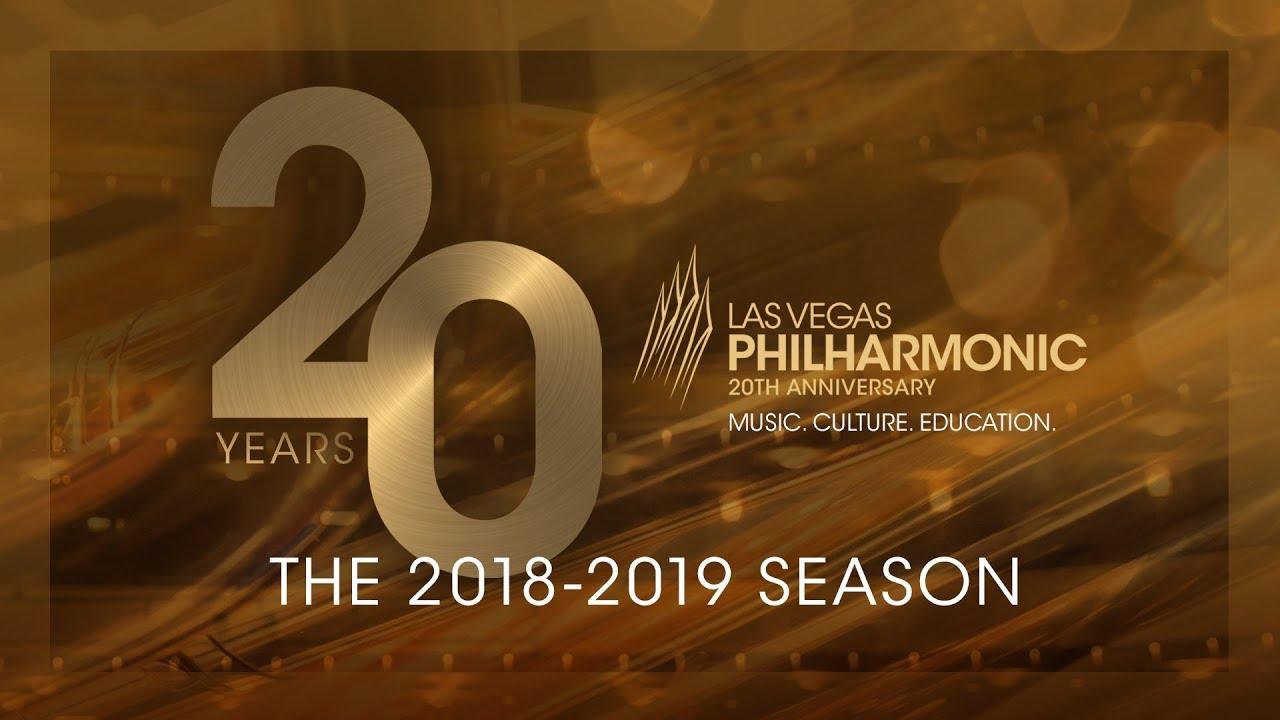 Download Las Vegas Philharmonic 2018 - 2019 Season