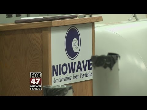 Niowave Expansion An Example For Other MSU 'Spin-off' Companies