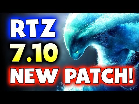 7.10 PATCH - ARTEEZY NEW MORPHLING! - GAMEPLAY DOTA 2