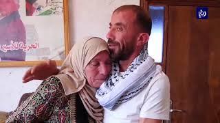 فلسطين .. الأسير محمد الخالدي يقضي العيد مع أسرته بعد 18عاماً - (6-6-2019)