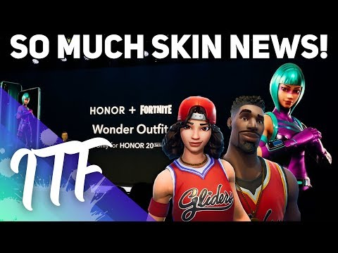 *NEW* Exclusive Skin + NBA X Fortnite EVENT!? (Fortnite Battle Royale)